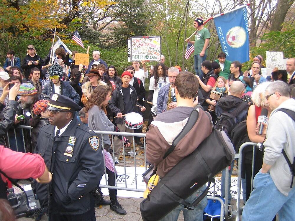 OWS Uptown by Mark Roon-Reitmeier