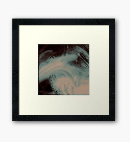 Storm of Incendia Framed Print