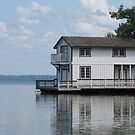 The Boathouse by hummingbirds