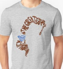 Great Wide Somewhere Slim Fit T-Shirt