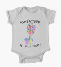 Adventure is Out There One Piece - Short Sleeve