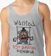 Wanted Tank Top