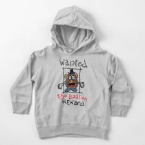 Wanted Toddler Pullover Hoodie