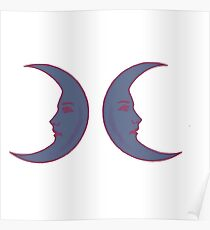 2 Moons Poster