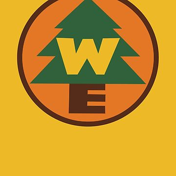 Wilderness Explorer Logo by rebeccaariel