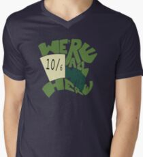 Hatter Men's V-Neck T-Shirt