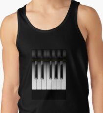 Piano - 1 Octave Tank Top