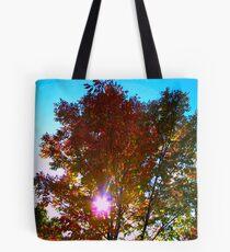 Autumn levity Tote Bag