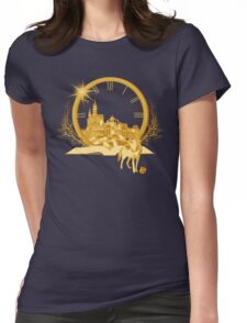 Welcome to Storybrooke Womens Fitted T-Shirt