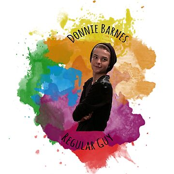 Donnie Barnes: Regular Guy by lilyhuckleberry