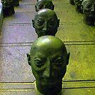 Heads by artstoreroom