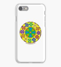 Modernist Art Guell Crypt n1 iPhone Case/Skin