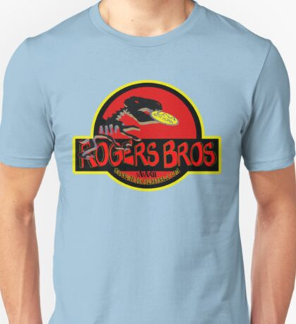 dinosaur by rogers bros T-Shirt