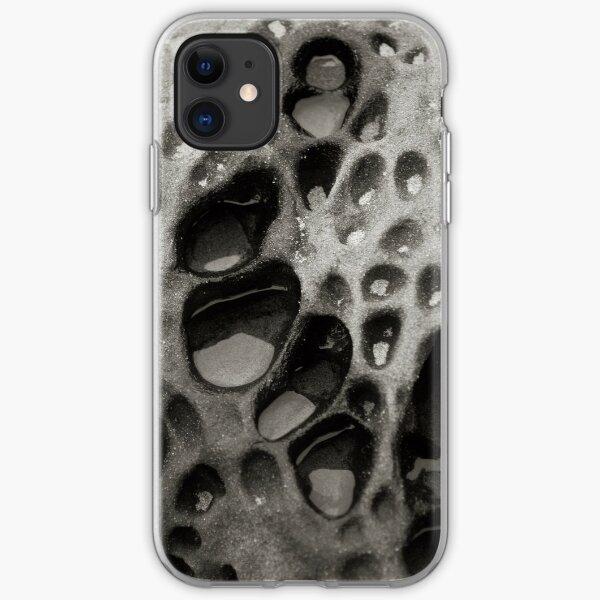 Bubbled Rock iPhone Soft Case