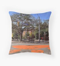 Toomer's Oaks in Auburn Throw Pillow