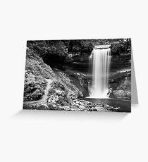 Minnehaha Falls 1 Greeting Card