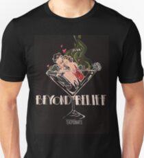 Camiseta unisex MÁS ALLÁ DE LA CREENCIA fandom art!