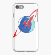 VINTAGE ROCKET CASE  iPhone Case/Skin