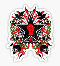 Revolution theme 2 Sticker
