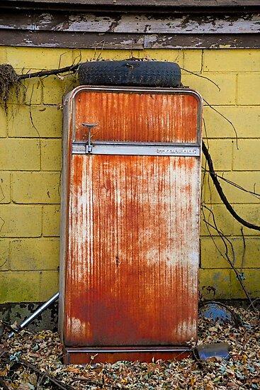 Refrigerator Graveyard  by Robert Meyers-Lussier