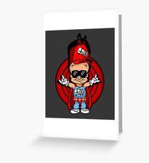 Fudd Man! Greeting Card