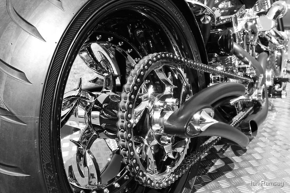 Chopper chain. by Ian Ramsay