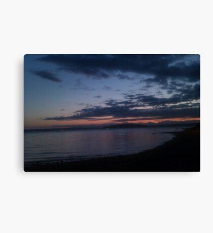 Beach Canvas Print