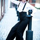 Dancing in the street by mephotography