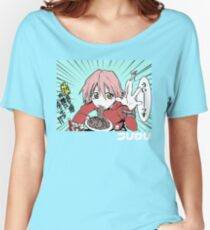 Vespa Woman Women's Relaxed Fit T-Shirt