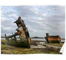 Fleetwood Wrecks. Poster