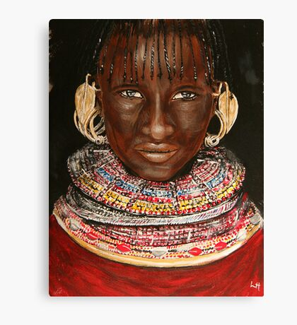 Turkana  Canvas Print