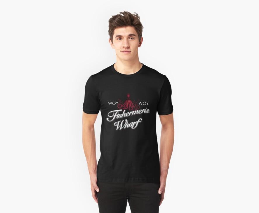 WWFW T-Shirt Dark by FutureMan