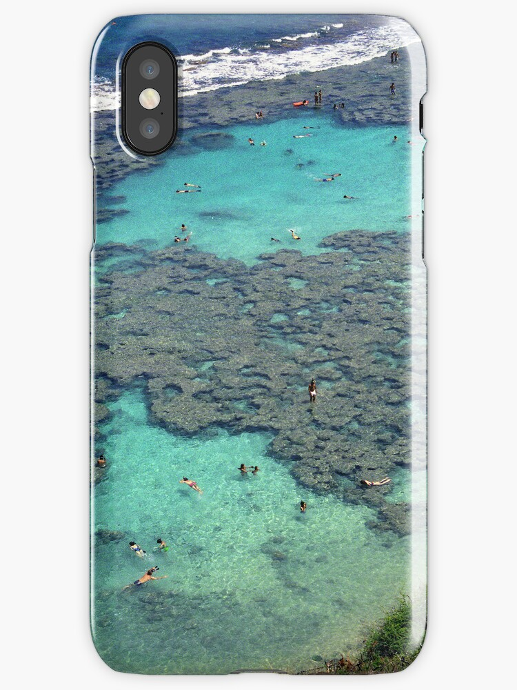 Paradise iPhone Cover by Michael Eyssens