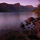 Lake Judd SW Tasmania by Michael Walters