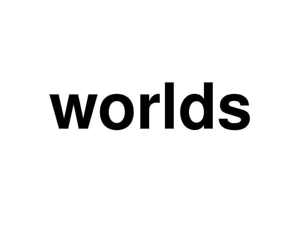 worlds by ninov94