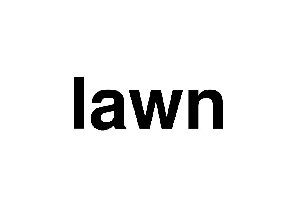 lawn by ninov94