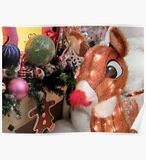 Rudolph The Red Nosed Reindeer Poster