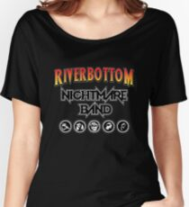 Riverbottom Nightmare Band Women's Relaxed Fit T-Shirt