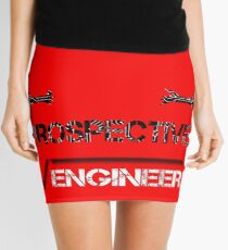 Prospective Engineer Mini Skirt