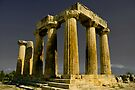 Temple of Zeus by photosbyflood