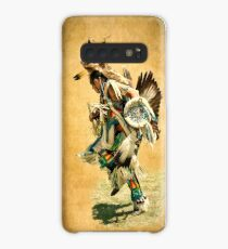 Indian Dance Case/Skin for Samsung Galaxy
