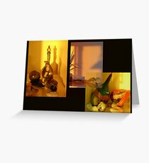 Sacred Objects  Greeting Card