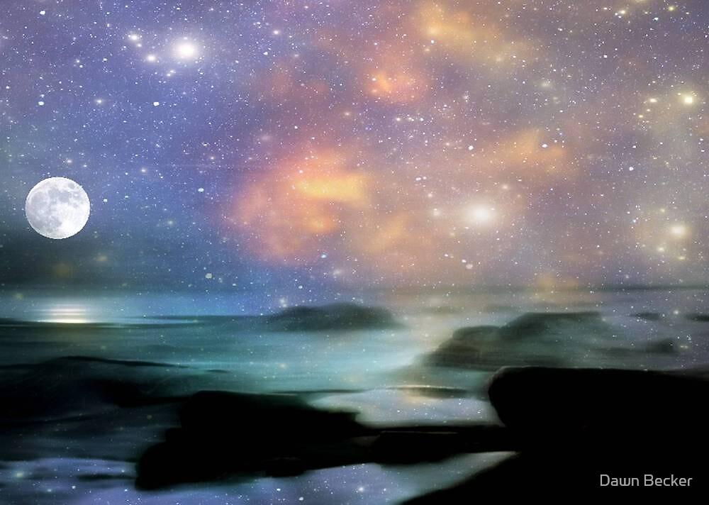 Quot Ocean Magic 169 Quot By Dawn Becker Redbubble