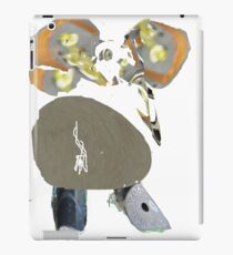 Elly-Fant  the Funky Elephant  iPad Case/Skin
