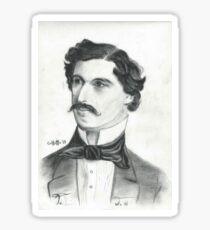 Johann Strauss II Sticker