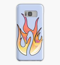 Once Upon a Time - Swanfire (Emma/Neal, Style B) Samsung Galaxy Case/Skin
