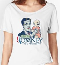 Zombie Romney For President Women's Relaxed Fit T-Shirt