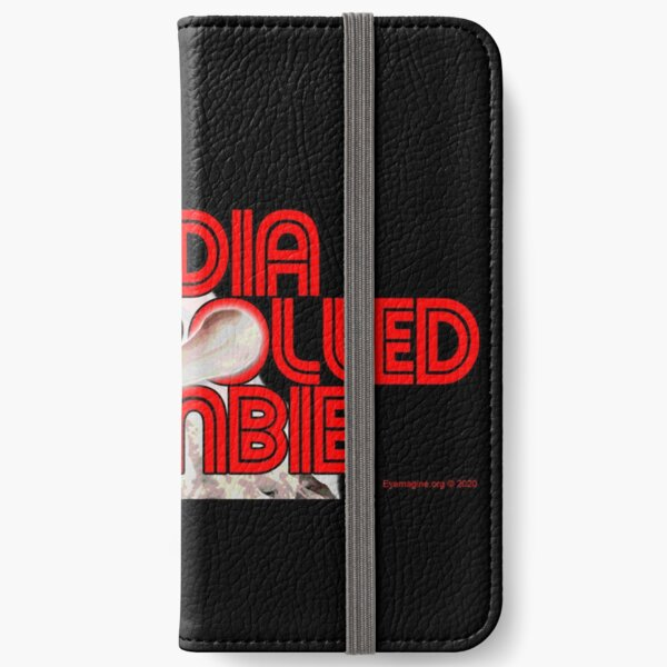 Media Zombies iPhone Wallet