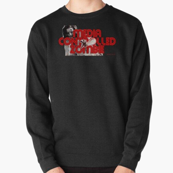 Media Zombies Pullover Sweatshirt