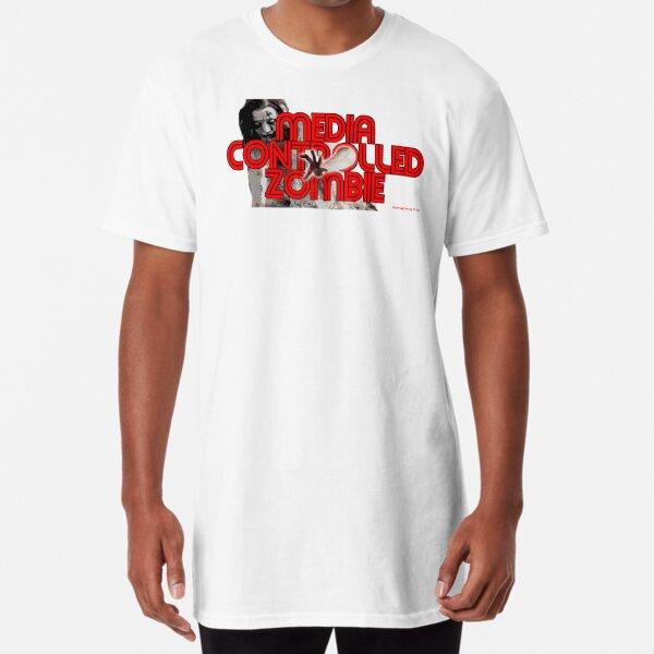 Media Zombies Long T-Shirt